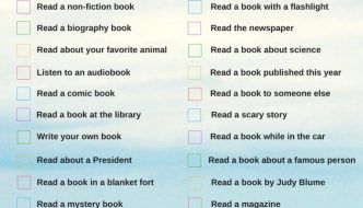 The Ultimate Summer Reading Bucket List