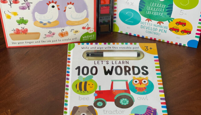 books for toddlers and preschoolers